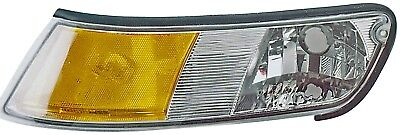 Turn Signal / Parking Light Assembly Front Left fits 98-02 Mercury Grand Marquis Front Parking Light Assembly
