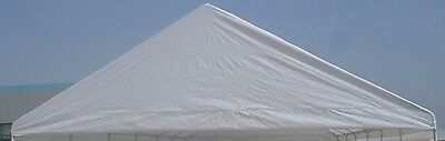 20x30 Heavy Duty Party Tent (Top Cover Only) Fire Retardant