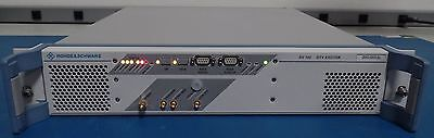 Rohde Schwarz Sv702 Dtv Exciter