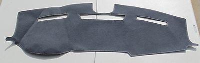 2009-2018 DODGE RAM 1500 3500 2500 TRUCK  DASH COVER MAT charcoal gray grey