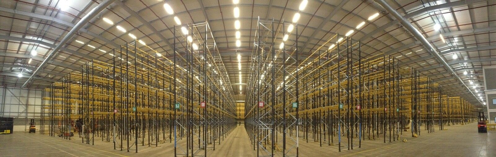 Warehouse Shelving, Pallet Racking