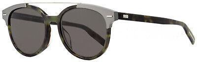 Dior Homme Sunglasses Black Tie 220FS T69NR Khaki Havana (Dior Homme Sunglasses)