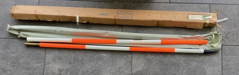 Vintage Keuffel & Esser Surveying Range Pole 8