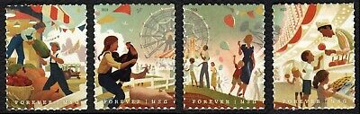 #5401-5404 State & County Fairs, Singles, Mint **ANY 4=FREE SHIPPING**