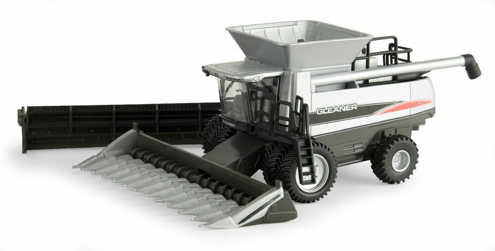 Gleaner A76 Combine Ertl Tomy Farm Toy 1/64th Scale Stock #16257