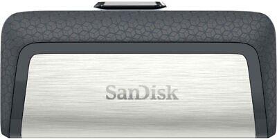 PENDRIVE MEMORIA ULTRA DUAL DRIVE - SANDISK 128 GB - TYPE-C USB...