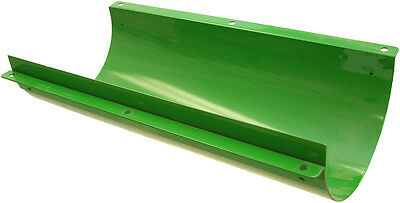 H77058 Lower Clean Grain Auger Cover For John Deere 6600 7700 7720 8820 Combines