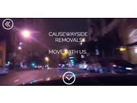 Causewayside Removals - Removal services, Man and van, waste clearance.