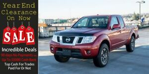 2015 Nissan Frontier Coquitlam 604-298-6161 YEAR END SALE