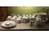 Vintage Collectable Denby Gypsy Pattern Dinner Set- excellent condition
