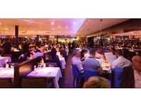 Experienced Waiters required at Albert's Restaurant and Bar, Worsley