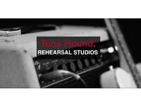 Music Rehearsal Studio - Clapham Junction: Tone Hound Studios