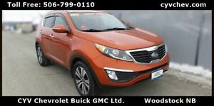 2013 Kia Sportage EX AWD - Heated Seats & Autostart - $69/Week