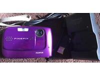 Fujifilm FinePix Z30 Purple 10MP digital camera