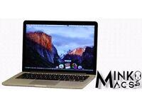 "Retina Display 13"" Apple Macbook Pro Core i7 2.8Ghz 8gb 512GB SSD Sibelius VectorWorks Final Cut Pro"
