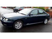 Rover 75-1999 Great condition, FSH, MOT Nov 2018, new engine 2009 - £550 ONO