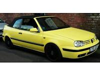 Sale wanted vw golf cabby