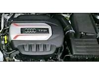 2016 AUDI S1 ENGINE&GEARBOX COMPLETE LUMP ONLY 16K MILES