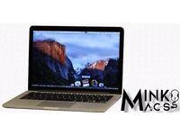 """2015 13"""" Apple MacBook Pro Retina 2.7Ghz i5 8gb 121GB SSD Logic Pro X Ableton Live 9 Final Cut Pro X"""
