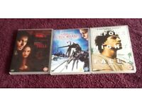 Johnny Depp 3 DVD Collection