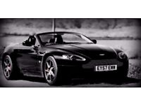 Reduced!! - 2007 Aston Martin Vantage 4.3 V8 Roadster Sportshift