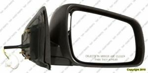 Door Mirror Power Passenger Side Mitsubishi Lancer 2008-2015