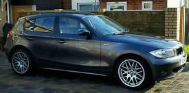 BMW 120D, Metallic Grey, 2004, Manual, Diesel