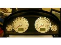 Mondeo st 220 clocks
