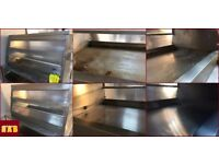 Commercial cleaning - Kitchen, bar, shop, office - R. A. B. Steam Cleaning