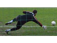 Free football for GOALKEEPERS. Find football in London, join football team in London, play london