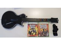 Guitar Hero Bundle (Xbox 360)