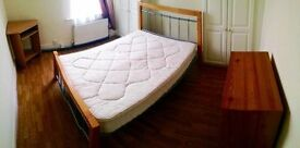 Spacious ,Newly furbished Double room in East Ham , Lots of storage space !