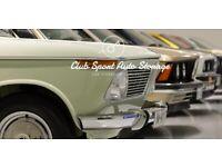 Club Sport Auto Storage - Car Storage - Belfast