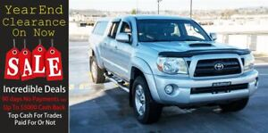 2008 Toyota Tacoma Pickup Double Cab BOXING WEEK CLEARANCE DECEM