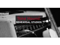 Blues Jam at Tone Hound Studios
