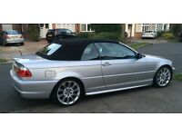 BMW E46, 330 CI M SPORT CONVERTIBLE (2004) Semi Automatic