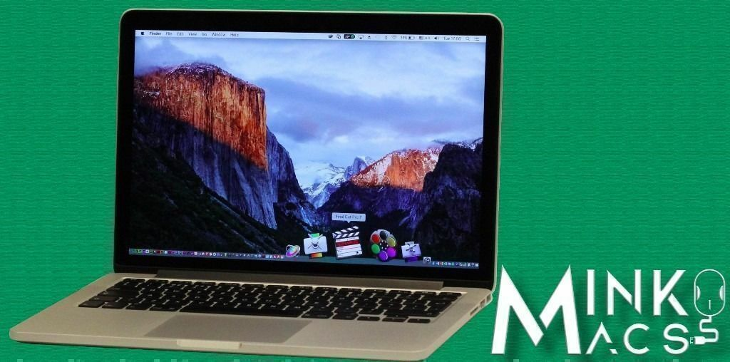 """2015 Retina Apple MacBook Pro 13"""" 2.7Ghz Core i5 8GB 128GB SSD Logic Pro X Sibelius Cubase 8 Abletonin Seven Sisters, LondonGumtree - Call Kat 07834551888 COLLECTION WELCOME TRY BEFORE YOU BUY FREE LONDON DELIVERY 2015 13"""" Apple Macbook Pro Core i5 Retina Display 2.7Ghz, 8gb Ram, 121GB SSD IN GOOD CONDITION Confidently Running the NEW OSX Sierra Operating System 10.12 Compatible..."""