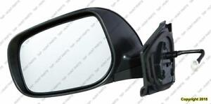 Door Mirror Power Driver Side Hatchback Toyota Yaris 2006-2011
