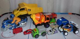 Bundle of 12 x toy cars