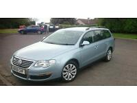 Volkswagen Passat Estate 1.9 Bluemotion