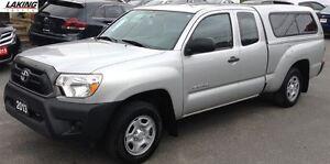 2013 Toyota Tacoma Base 4X2 Truck Cap Extra Clean