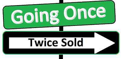 Going Once Twice Sold LLC