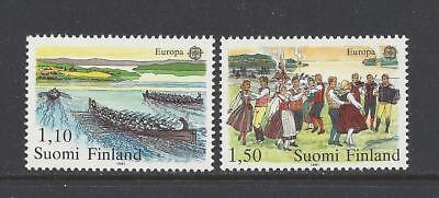 FINLAND - 655 - 659 - MNH - 1981 ISSUES