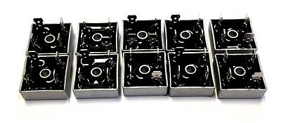 Bridge Rectifier 1ph 50a 1000v 50 Amp Metal Case - 1000 Volt 50a Diode 10pcs
