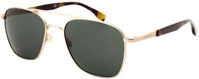 Boss Orange Damen Herren Sonnenbrille BO0330/S gold matt AOZQT Etui