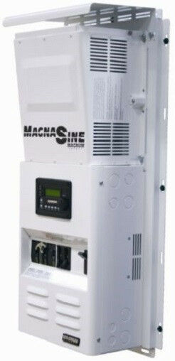 Magnum MS4024PAE Inverter Charger 120/240 - ALL THE BELLS AND WHISTLES
