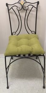 Four Dining Chairs for Kitchen or Patio