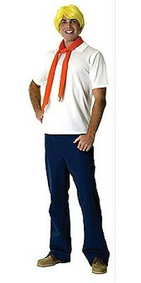 Scooby Doo Fred Costume (Adult Scooby Doo Fred Costume)