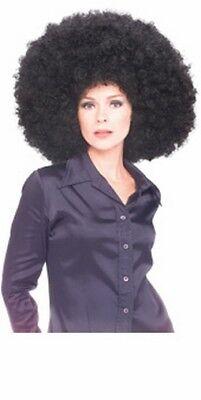 Super Black Afro Wig - 1970s Wig
