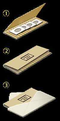 Safety Mailers - Corrugated Fits #6 Envelope Folded, for Coins & Jewelry on Rummage